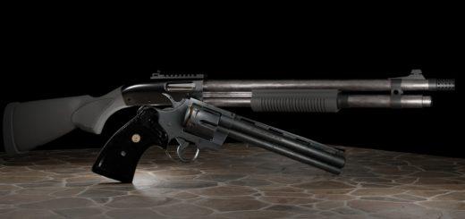 Fusil à pompe airsoft